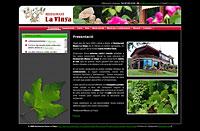 captura de pantalla de Restaurant Masia La Vinya