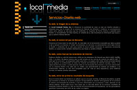 captura de pantalla de Local Network Media