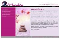 captura de pantalla de Mandala