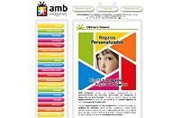 captura de pantalla de AMB imatges