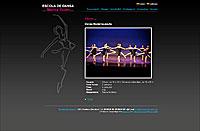 captura de pantalla de Escola de dansa Marisa Yudes