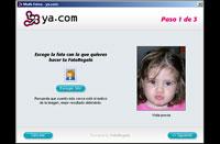 captura de pantalla de Ya.com