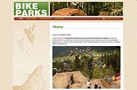 captura de pantalla de BikeParks